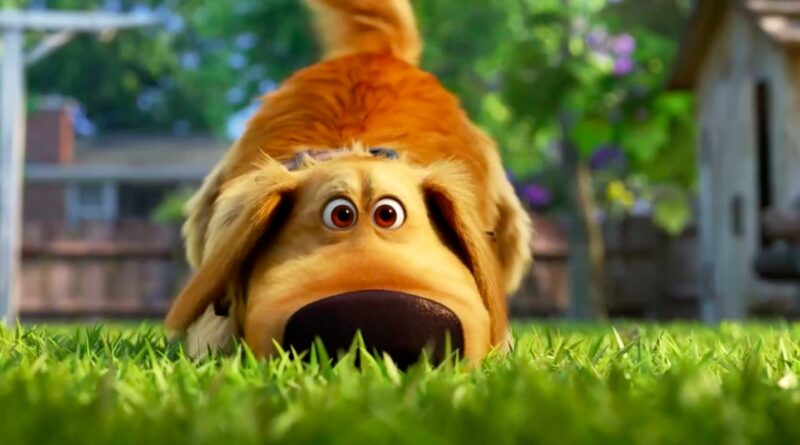 Disney/Pixar Dug Days Disney Plus The Nerdy Basement