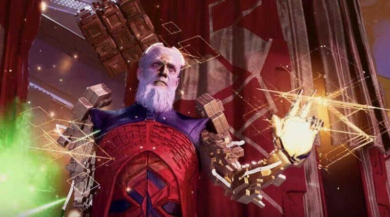 Grand Unifier Raker - Guardians of the Galaxy The Nerdy Basement