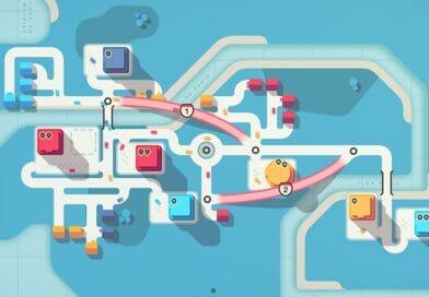 Mini Motorways Nintendo Switch The Nerdy Basement