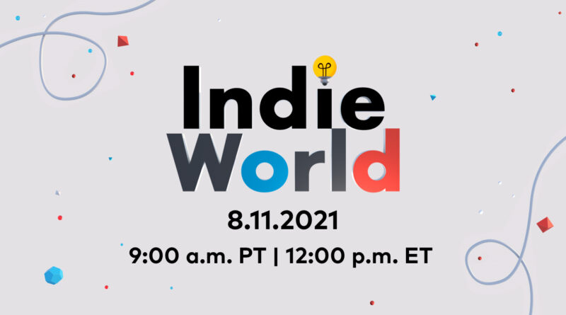 Nintendo Indie World Showcase 2021 The Nerdy Basement