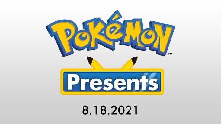 Pokemon Presents August 18, 2021 The Nerdy Basement