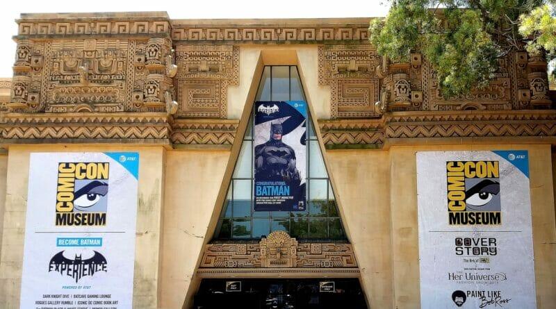San Diego Comic-Con Museum The Nerdy Basement