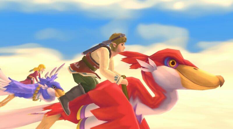 The Legend of Zelda: Skyward Sword HD Remake Review The Nerdy Basement