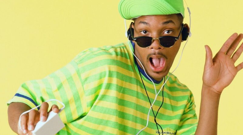 Will Smith The Fresh Prince of Bel-Air The Nerdy Basement