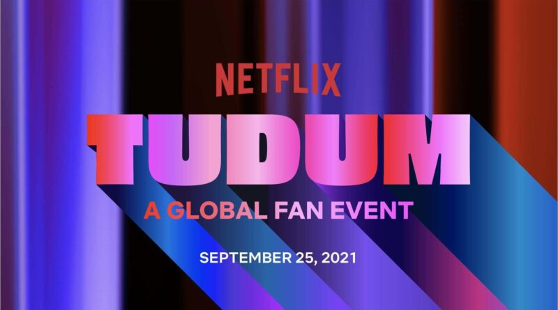Netflix Tudum The Nerdy Basement