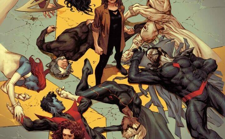 Marvel Comics Inferno #1 The Nerdy Basement