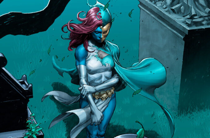 Jonathan Hickman X-Men Inferno #4 The Nerdy Basement
