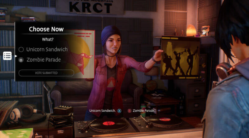 Life Is Strange: True Colors Twitch Crowd Choice The Nerdy Basement
