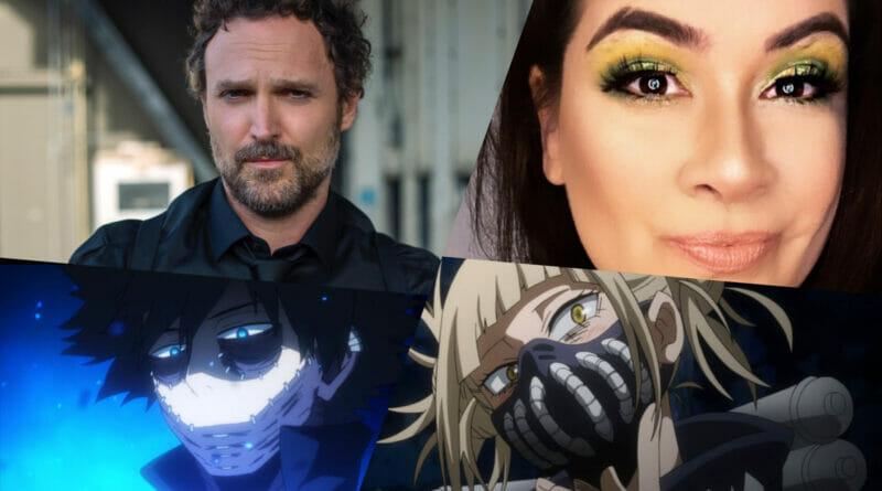 The Nerdy Basement My Villain Academia Interview with Jason Liebrecht and Leah Clark