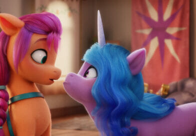 My Little Pony: A New Generation Review The Nerdy Basement