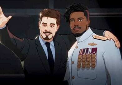What If...? Episode 6 - What If...Killmonger Rescued Tony Stark? Review The Nerdy Basement