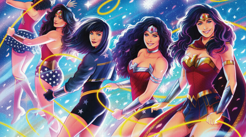 Wonder Woman 80th Anniversary 100-Page Super Spectacular The Nerdy Basement