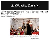 San Francisco Chronicle article