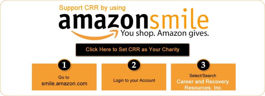 Amazon Smile CRR