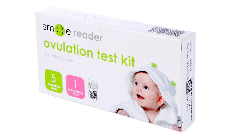 SmileReader Ovulation Test Kit