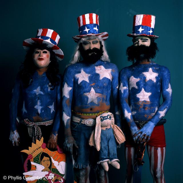 1. Los Americanos