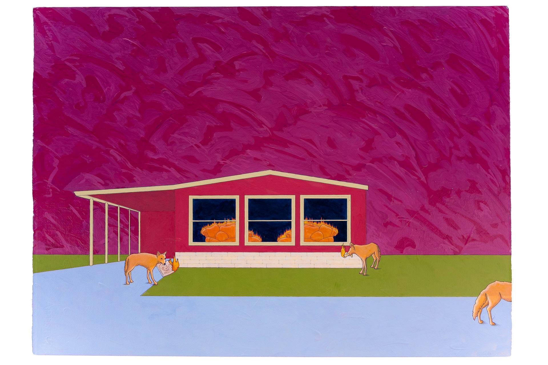 Barbara Shrieber Paintings
