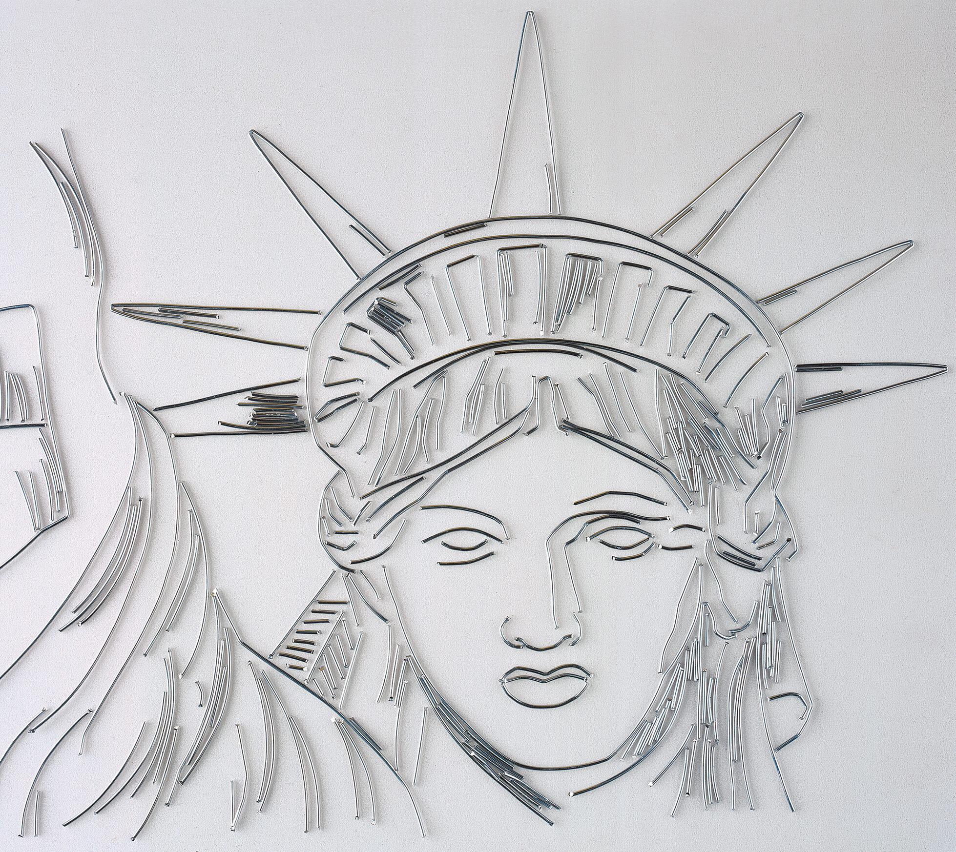 Statue of Liberty_Muniz