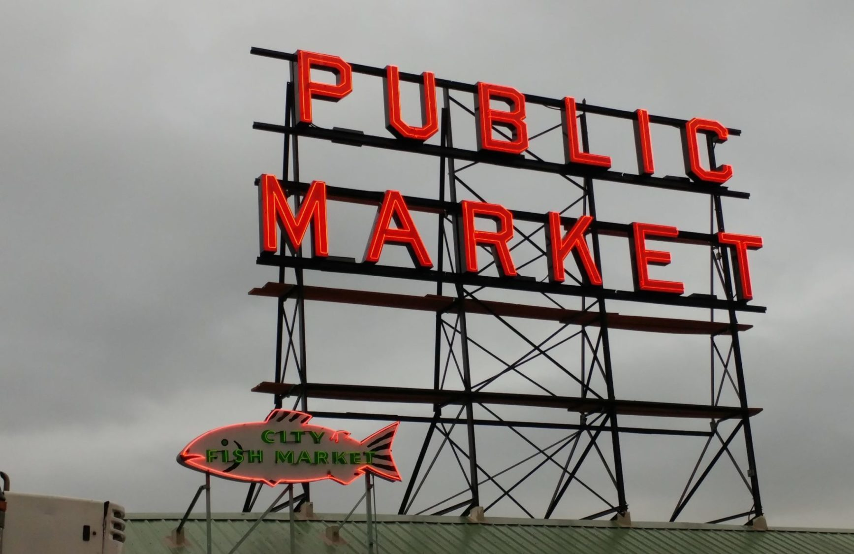 A Taste of History: Pike Place Market