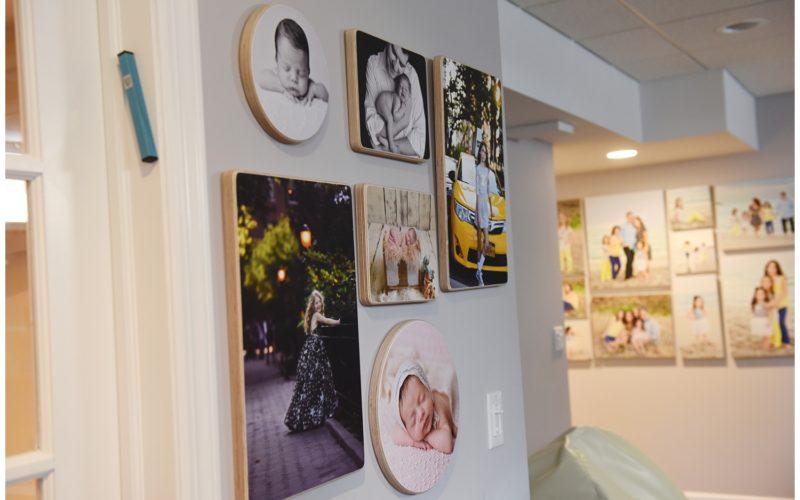 Bergen County Studio Newborn Photographer | Take a Peek at Our Studio