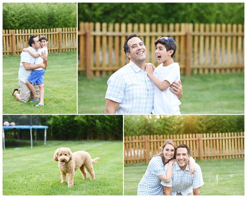 Bergen County NJ Family Photography