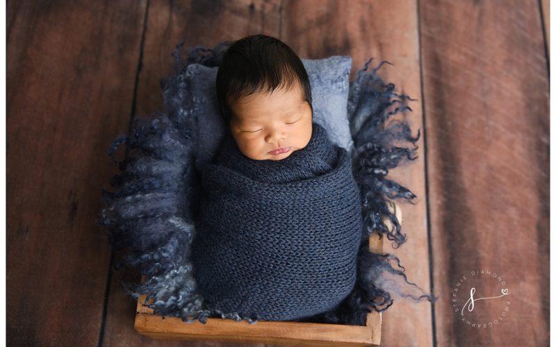 Bergen County Newborn Photographer | Yuan