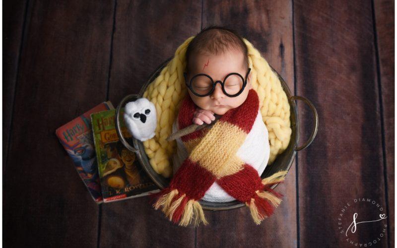 Bergen County Newborn Photographer | New York City Baby