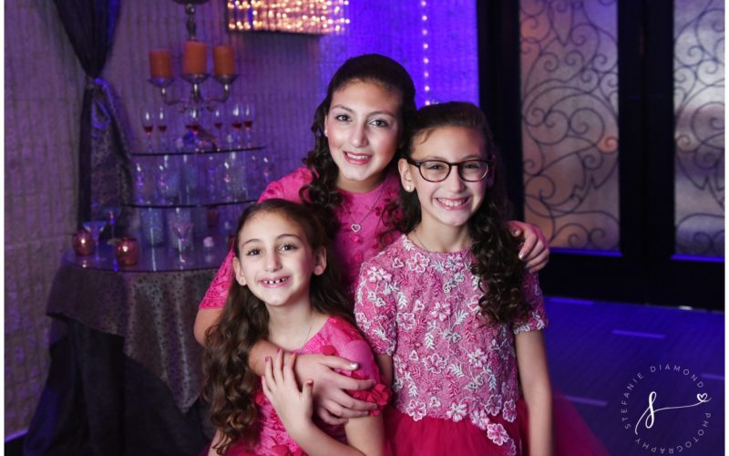 NJ Event Photographer | Celebrating Leora in Style