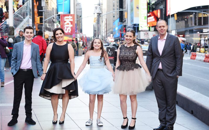 NYC Bat Mitzvah Party | Celebrating Julia