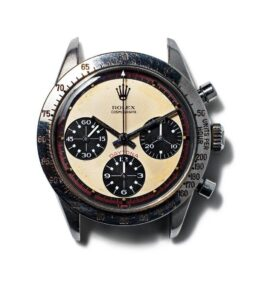 'Exotic' Daytona Rolex owned by Paul Newman, 1968