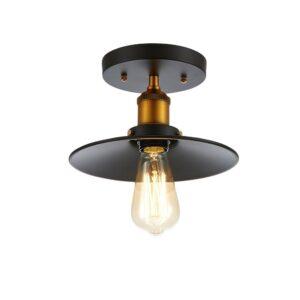 Edison ceiling light industrial Flush mount retro vintage  style