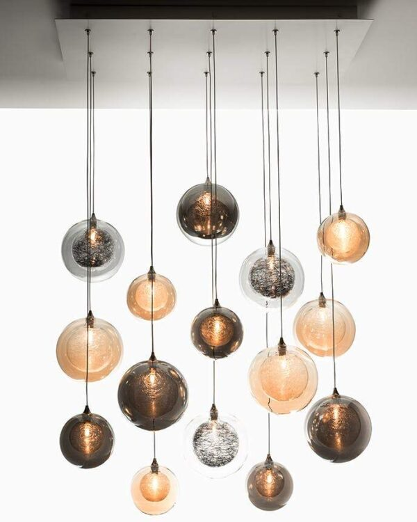 bubble chandelier kitchen island ideas crystal contemporary chandeliers