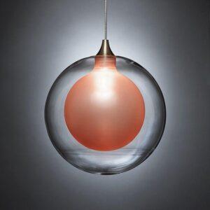 Kadur Frost Pendant Lighting