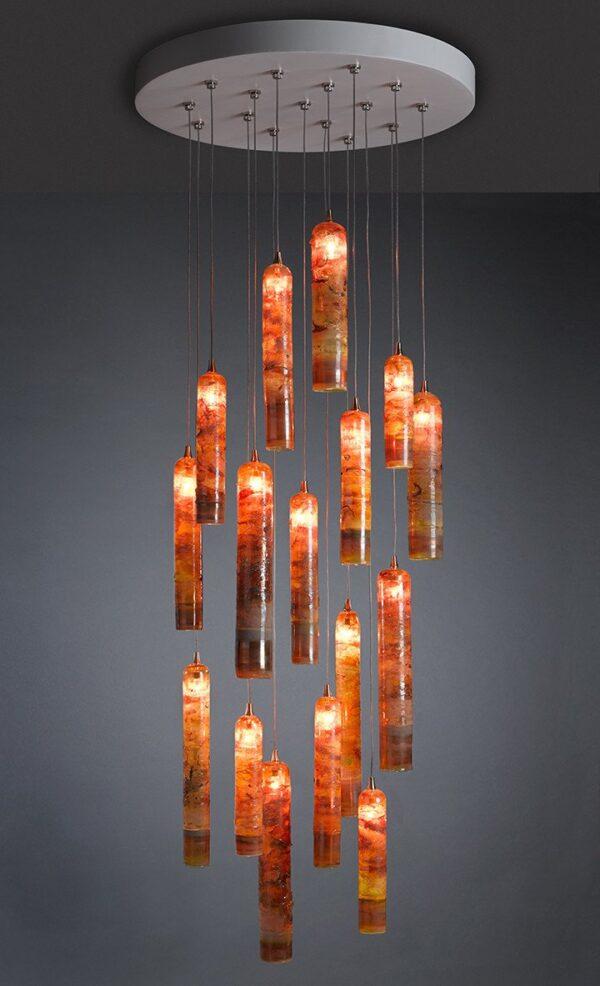 Candle Pendant Lighting