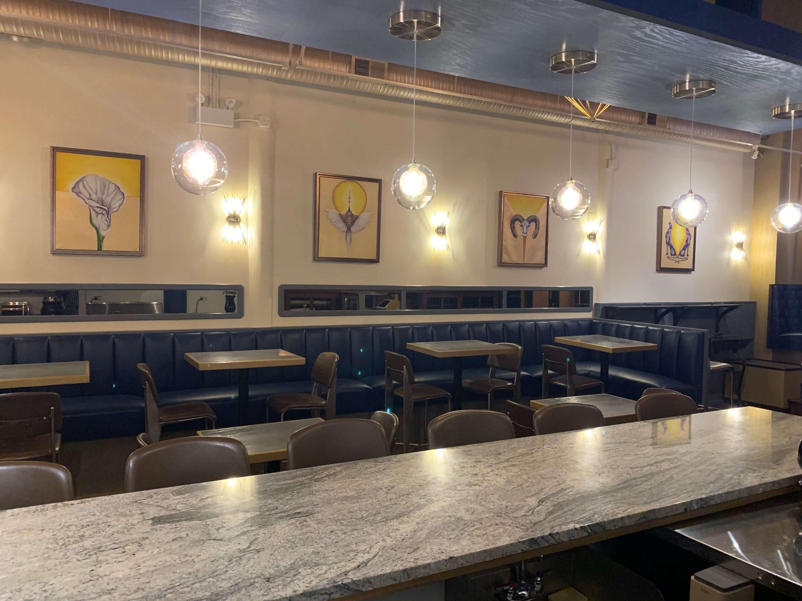 Restaurant in Chicago Kadur Gold Drizzle