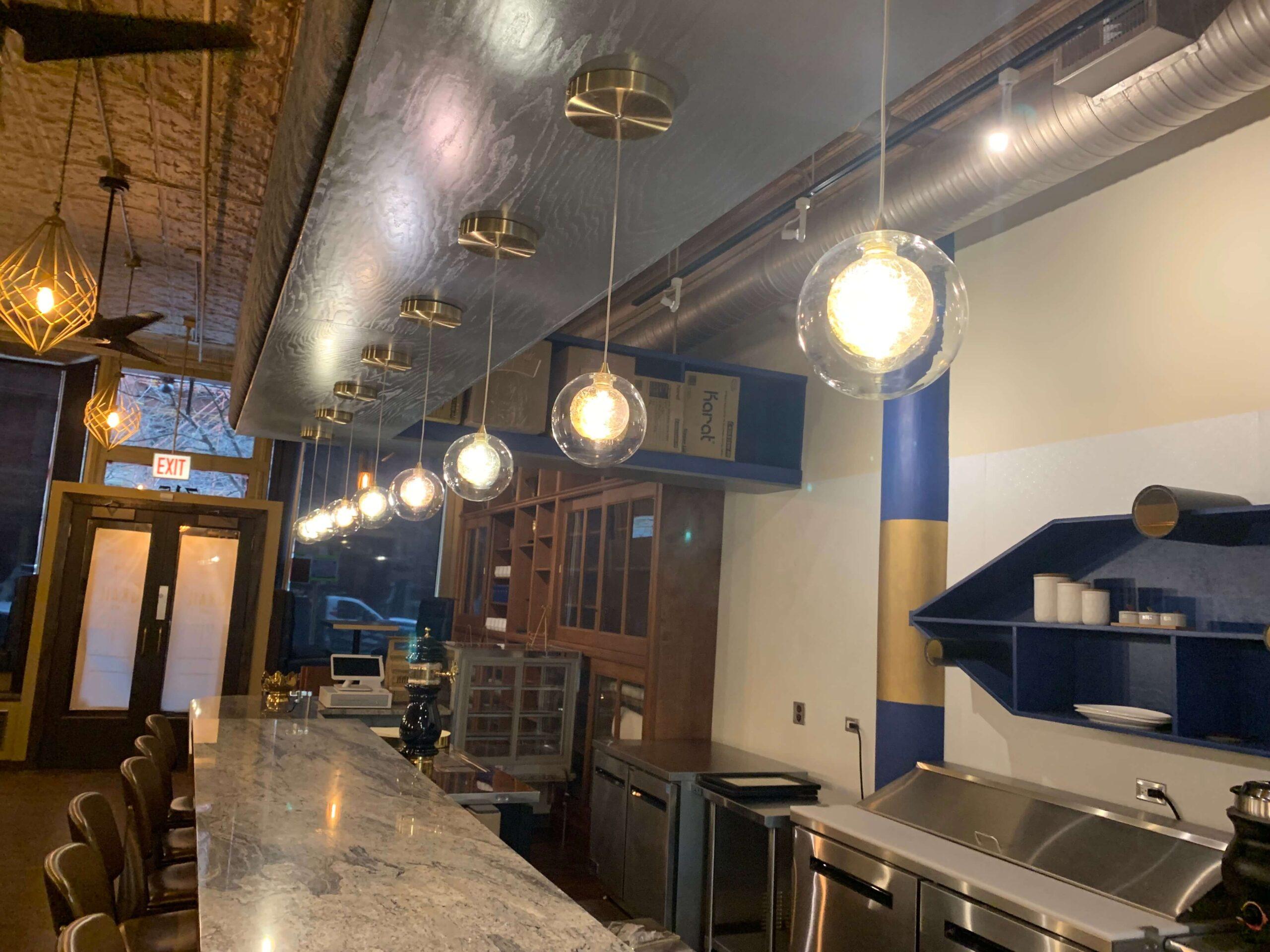 Resturants chicago Kadur Gold Drizzle