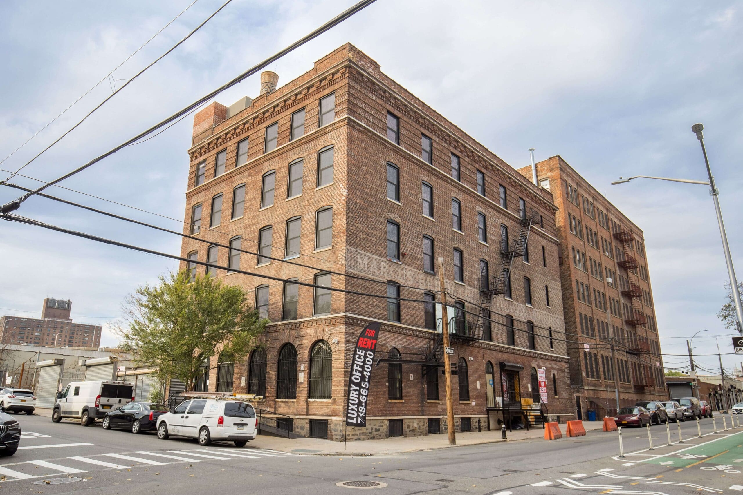 Sinarti Office Building NY Bronx