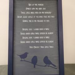 Framed-Oversize-Song-Quote-Three-Little-Birds-Bob-Marley