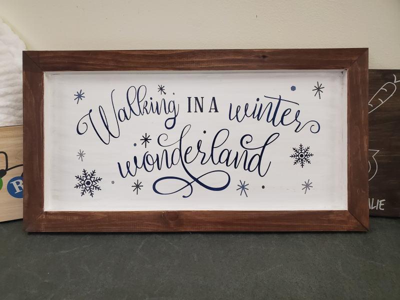 Framed-Walking-in-a-Winter-Wonderland