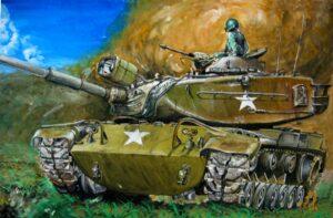 Tank 坦克車