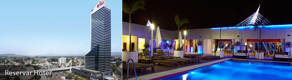 Riu hotel in Guadalajara Luxury