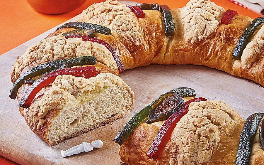 What is Rosca de Reyes