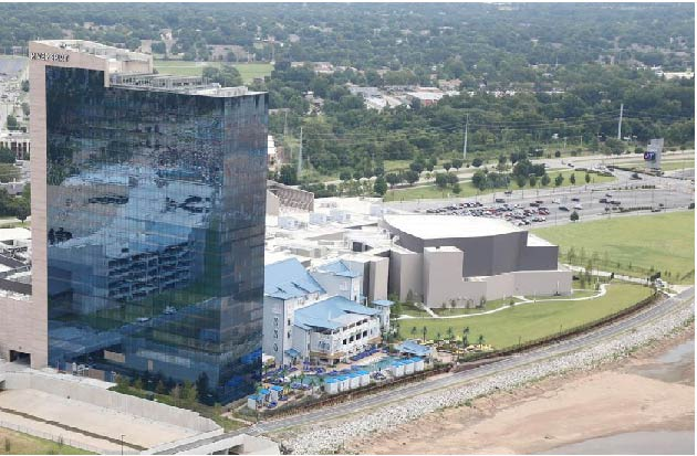 River Spirit Casino Tulsa