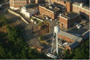VA Hospital Hillside Emergency Mitigation