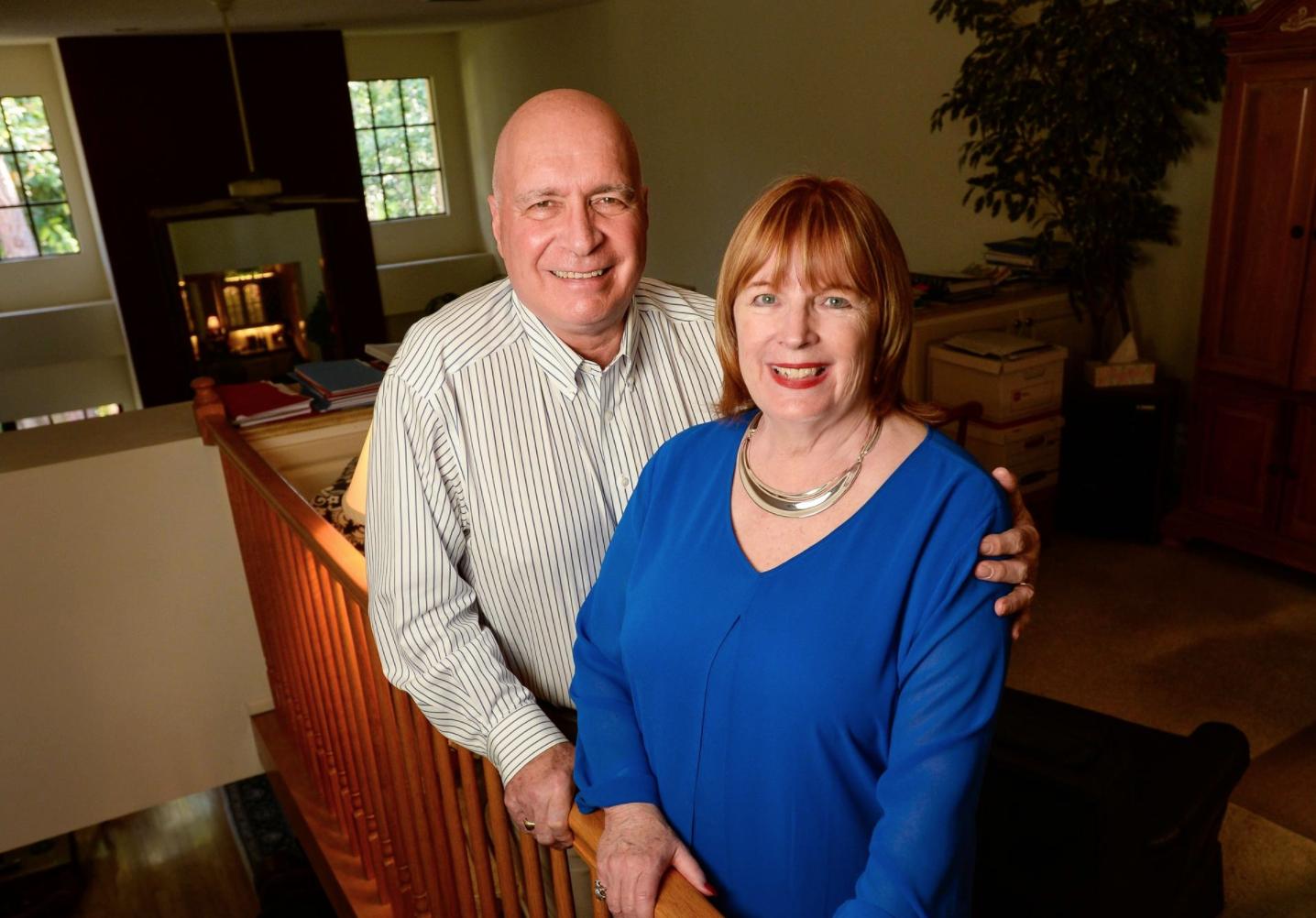 Sarasota couple play matchmakers for companies and executives