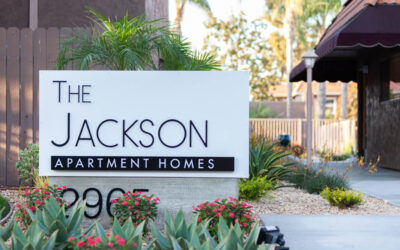 At The Jackson Apartments, Living Green Has Never Been Easier