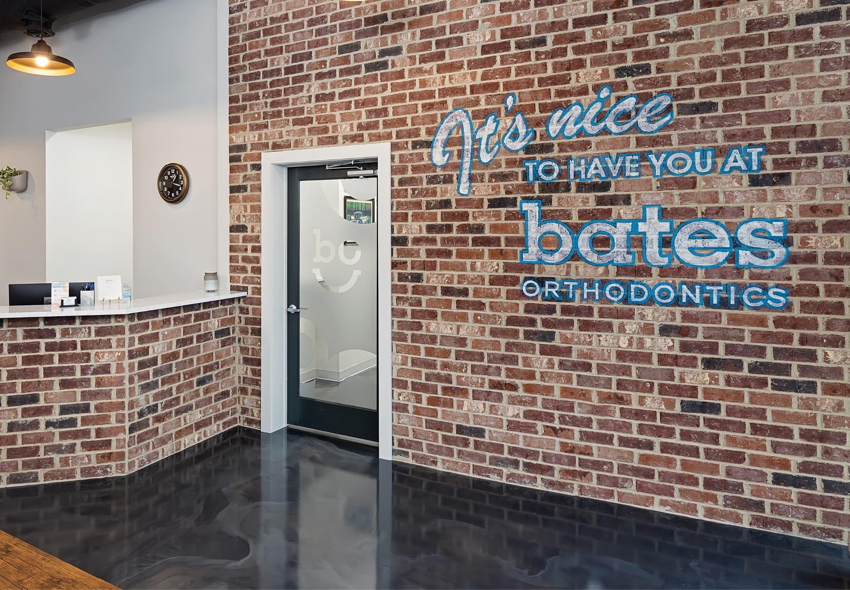 Bates lobby