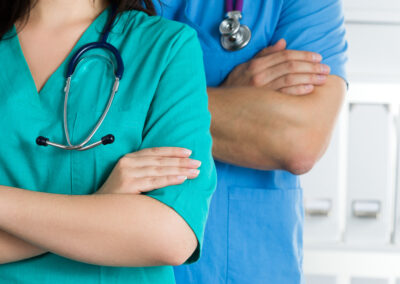 Physician Assistant or Nurse Practitioner