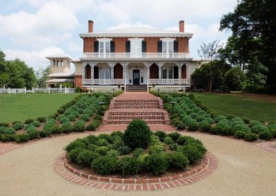 Ware-Lyndon House Garden