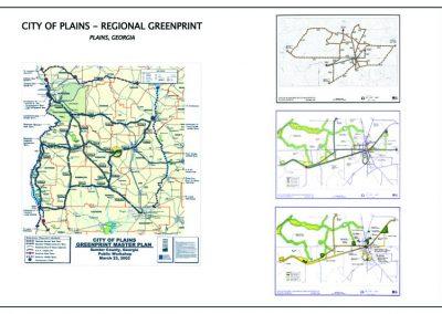 City of Plains Greenprint